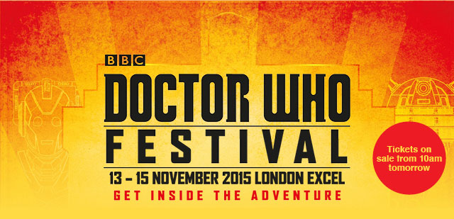 Doctor Who festival
