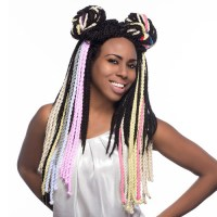 Human Hair Braids Hair Beauty | Rachael Edwards