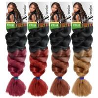 Xpressions Hair Braiding Color Chart | xpressions hair ...