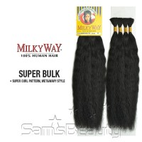super bulk braiding human hair human hair braids milky way