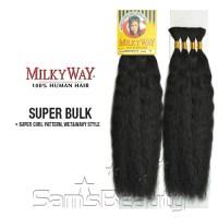 super bulk braiding human hair human hair braids milky way ...