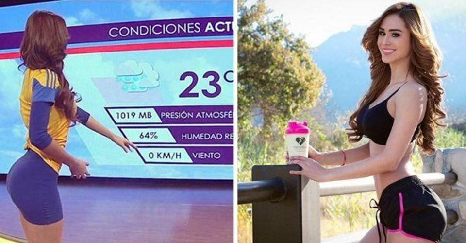 Meet Yanet Garcia, The Gorgeous Weather Girl From Mexico Who Has Taken The Internet By Storm