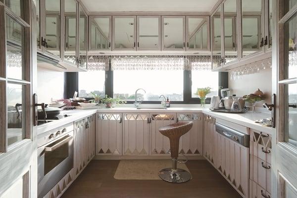 【好廚房你可以這樣設計】U 或ㄇ字型 這樣做-設計家 Searchome