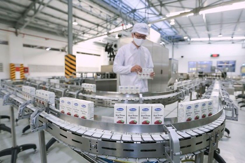 Vinamilk becomes first Vietnamese dairy enterprise licensed to export to EAEU ảnh 1