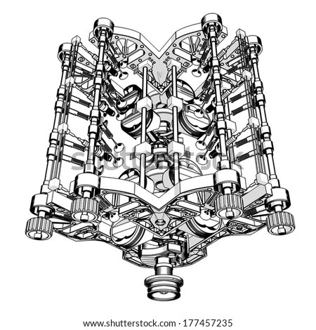 Steam Engine New, Steam, Free Engine Image For User Manual