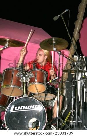 Russian heavy metal band Kolizey