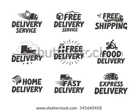 Free Stock Photo of Overnight Delivery Means Next Day And
