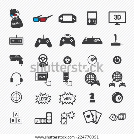 Game Controller Symbol Cable Symbol Wiring Diagram ~ Odicis