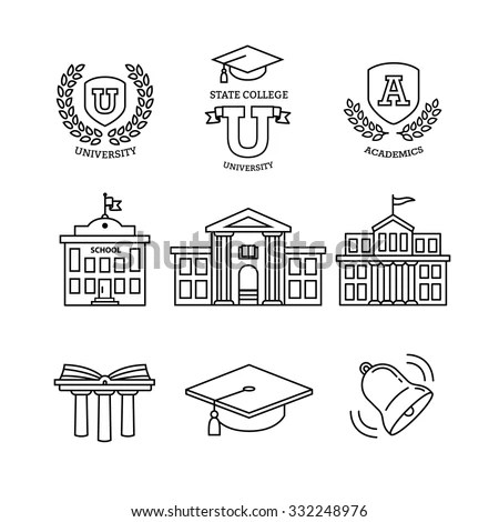 Mortar Board, Education, School, Academy, College And