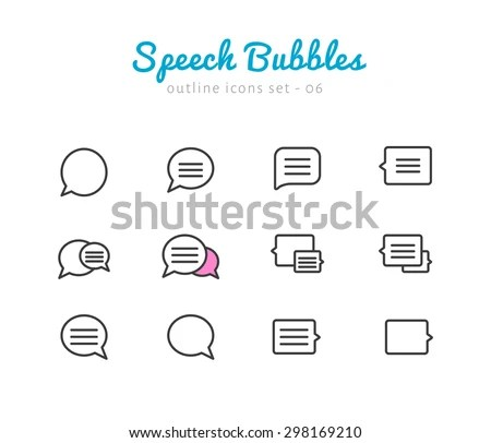 Messages iOS logo vector