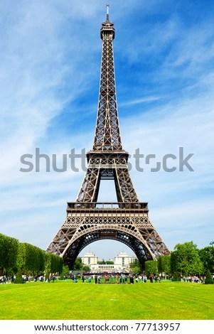 Gambar Menara Eiffel Kartun  Polarviewnet