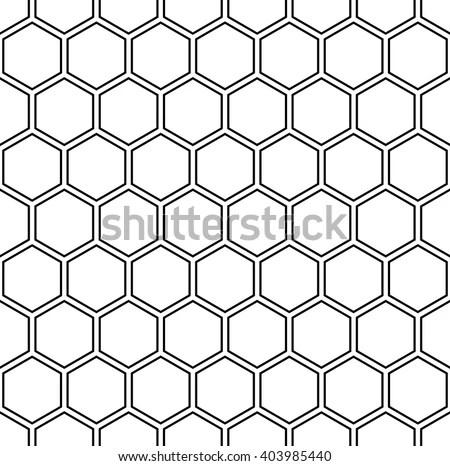 Vector seamless pattern. Modern stylish… Stock Photo