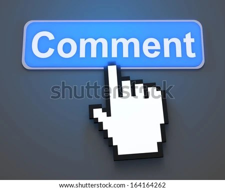 Hand Shaped mouse Cursor thumb up like man facebook share good social media share 3d symbol icon button illustration - stock photo