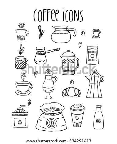 Vector Images, Illustrations and Cliparts: Hand drawn