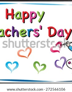 Happy teacher   day card also greetings download free vector art stock rh vecteezy