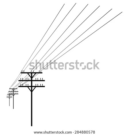 Telephone Pole Coloring Pages