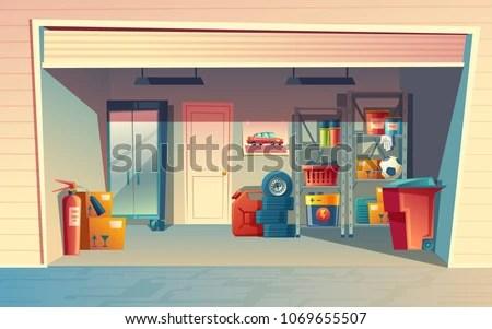 Garage Find And Download Best Transparent Png Clipart Images At Flyclipart Com