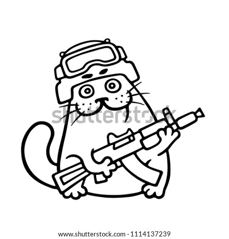 Royalty-free Bizarre hipster character with tattoos