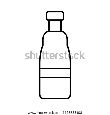 Plastic bottle of drinking water /… Stock Photo 138847937