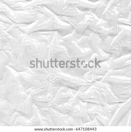 Close up of a crumpled paper with… Stock Photo 83682115