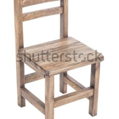 Handmade Wooden Chairs Baby Bath Chair For Tub Vintage On White Background Ez Canvas