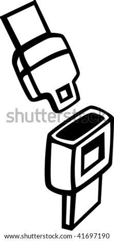 Seat Belt Sign, Seat, Free Engine Image For User Manual