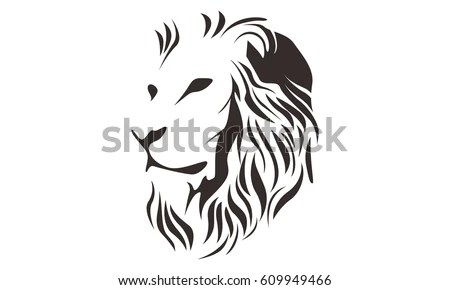 Line Drawing Of Lion : Lion images line drawing wallpapersharee