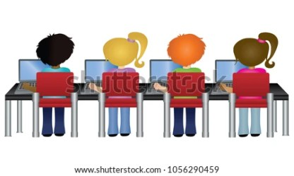 Computer Lab Clip Art Black And White Computer Lab Clipart Stunning free transparent png clipart images free download