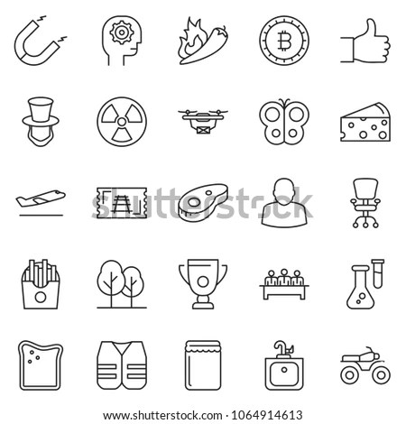 Tarot and witchcraft icon set Stock Photo 272920238