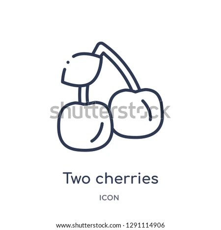 Two Cherries Logo