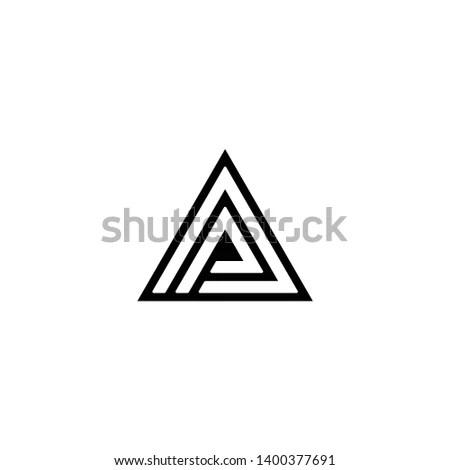 Pinnacle logo vector