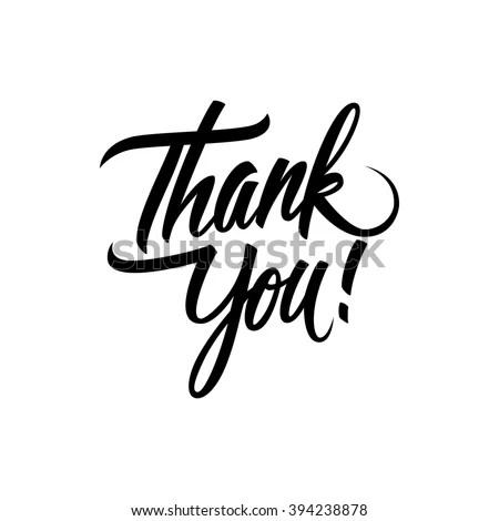 Thank You Speech Bubbles Free Vector