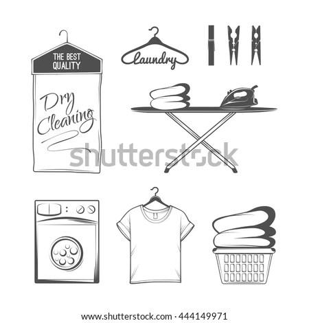 Fabric Care Symbols Clip, Fabric, Free Engine Image For
