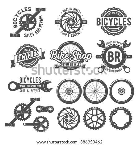 Bikes Logo Vectors Free Download
