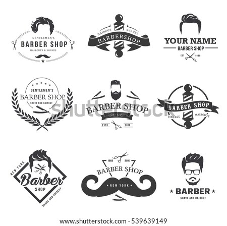 Royalty-free Vector Set: Calligraphic Design… #206430004