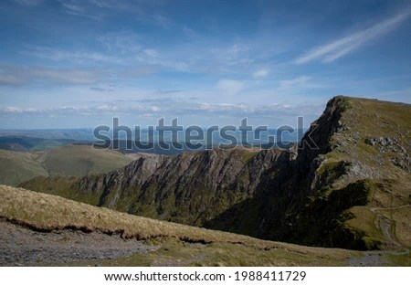 Starting around two miles west of dolgellau from the southern shore of llyn gwernan, foxes. Shutterstock Puzzlepix