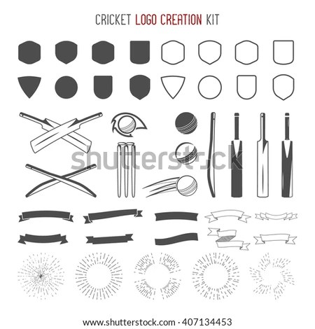 Cricket Bat Only Coloring Pages