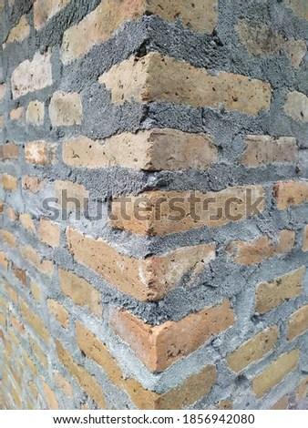 Background Batu Bata Merah : background, merah, Shutterstock, PuzzlePix