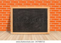 Royalty Free Stock Photos and Images: Blank blackboard on ...