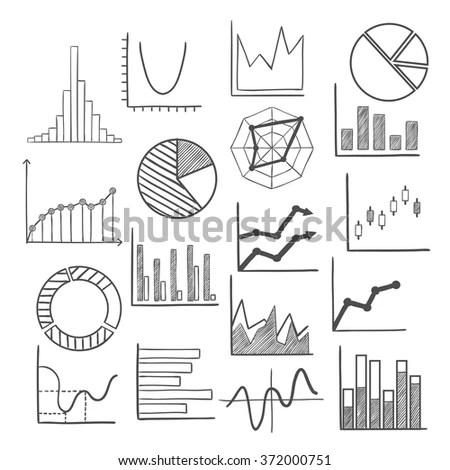 Business finance statistics… Stock Photo 204370654
