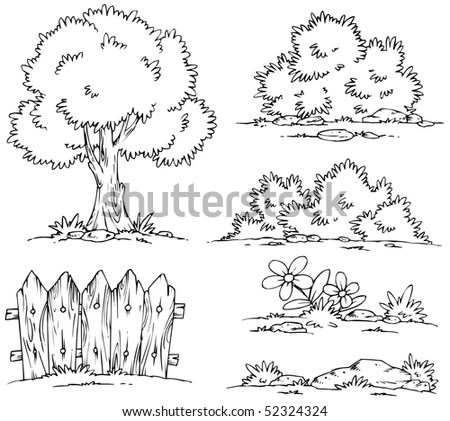 Beach Scene Coloring Pages Outline Coloring Pages