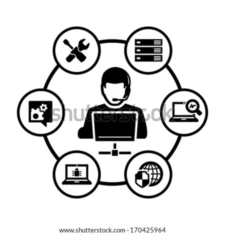 Vector Images, Illustrations and Cliparts: Computer