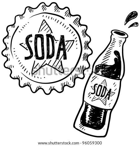 Coca Cola Bottles Coloring Coloring Pages
