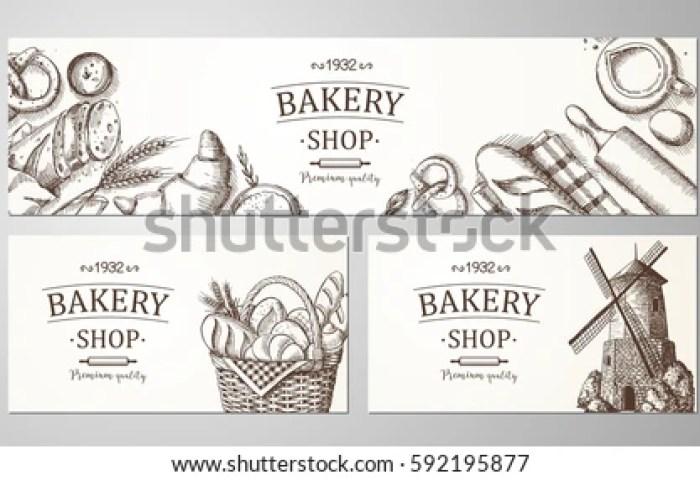 Bakery Vector Download Free Vector Art Stock Graphics Images