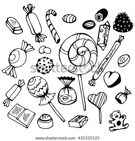 Royalty-free Coloring book.Seamless pattern. Hand