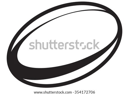 Free Vector Rugby Ball