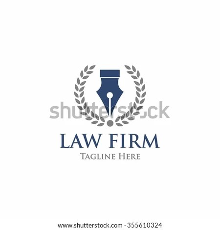 Vector Images, Illustrations and Cliparts: Law office logo