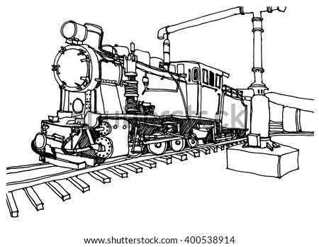 Historical Steam Engine Trains Russian Steam Trains Wiring