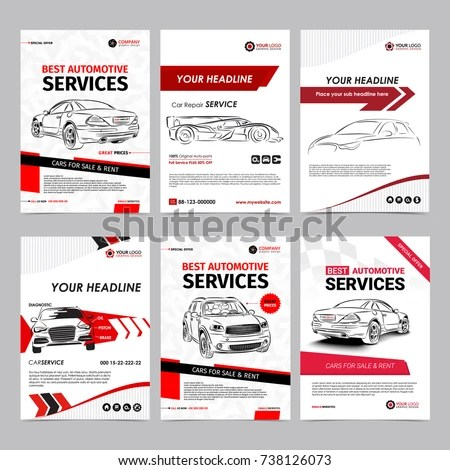auto repair poster free