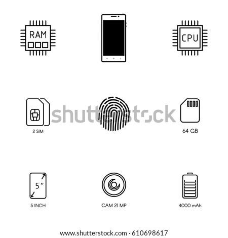 Gigabyte logo vector